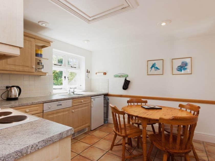 Kitchen/diner | Berrystead, Upper Flat, Salcombe