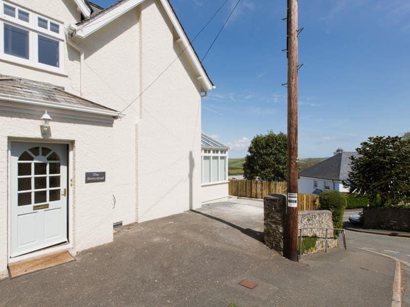 Exterior | Berrystead, Upper Flat, Salcombe