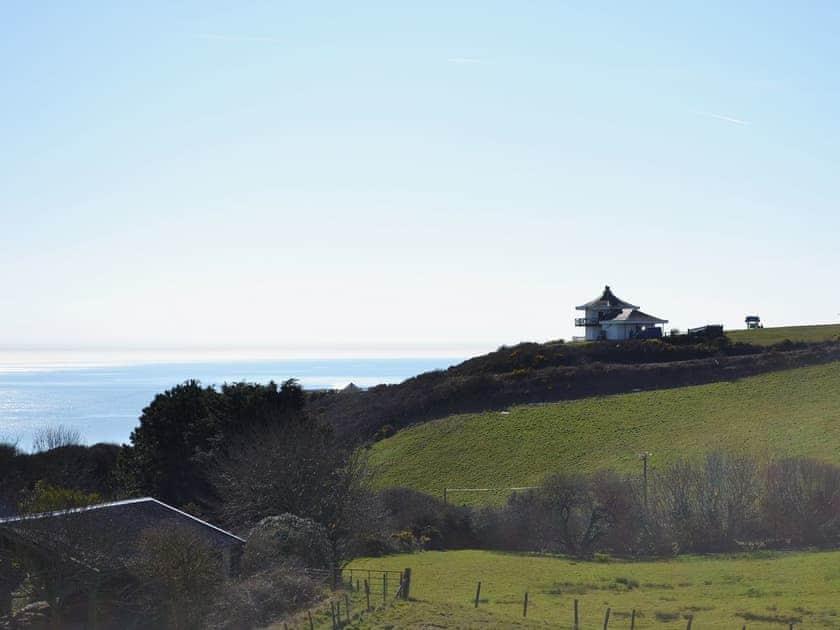 Surrounding area   Seascape, Aberystwyth