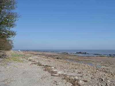 Beach | Arbigland Farms - Shore Cottage, Arbigland Estate, Kirkbean nr. Dalbeattie