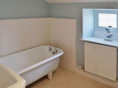 Bathroom | Arbigland Farms - Little Dunbar Cottage, Arbigland Estate, Kirkbean nr. Dalbeattie