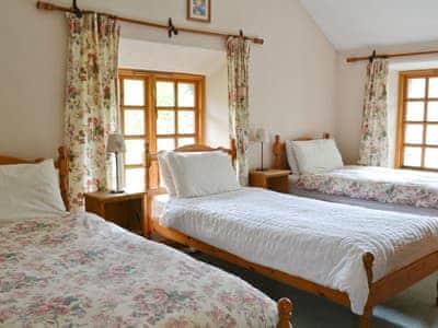 Triple bedroom | Brothersfield Cottage, Hartsop, nr. Patterdale