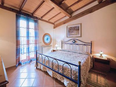 Double bedroom | Le Palme, San Gimignano