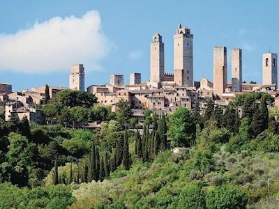 Surrounding area | Le Palme, San Gimignano