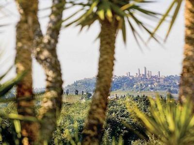 View | Le Querci, San Gimignano