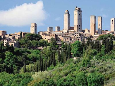Associated | Le Querci, San Gimignano