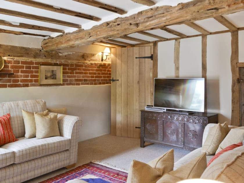 Second Living room   Rose Farm Barn, Cratfield, nr. Laxfield