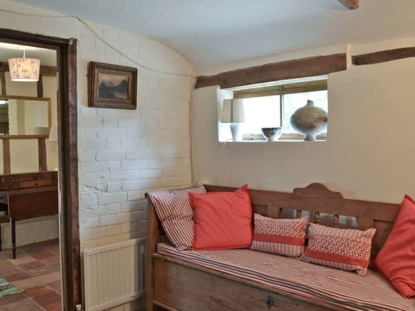 Double bedroom   Rose Farm Barn, Cratfield, nr. Laxfield