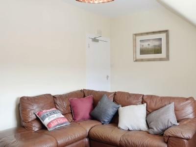 Living room | Faerie Tree Lodge, Aberfoyle