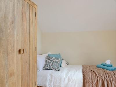 Bedroom | Faerie Tree Lodge, Aberfoyle
