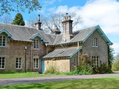 Exterior | Crosswoodhill Wing, Near West Calder, Edinburgh