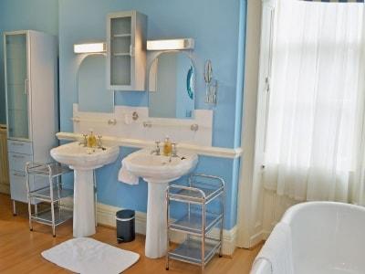 Bathroom   Paradise Lodge, Alnmouth
