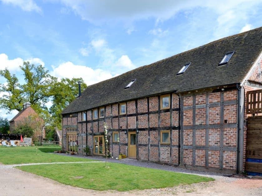 The West Barn