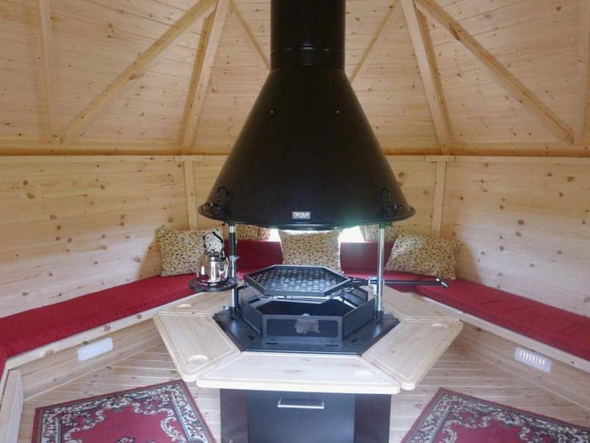 BBQ lodge | Hideaway, Brompton Ralph, nr. Wiveliscombe