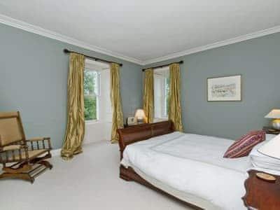 Double bedroom | Kirkmichael House, Kirkmichael, nr. Blairgowrie