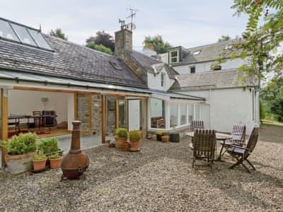 Exterior | Kirkmichael House, Kirkmichael, nr. Blairgowrie