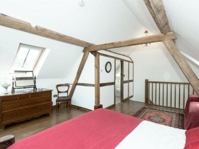 Double bedroom | Old Hall Barn, Kenley