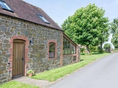 Exterior | Old Hall Barn, Kenley