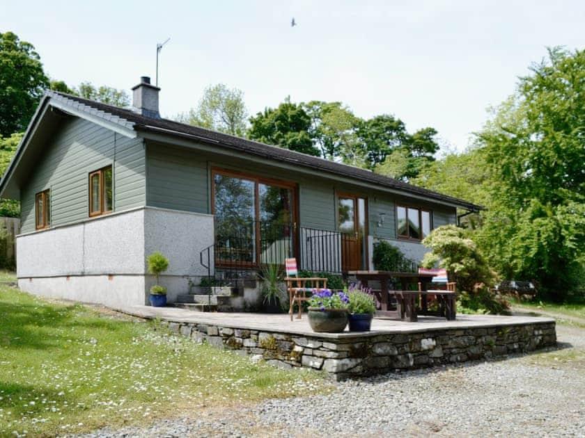 Exterior | Tigh A Vullin, Ardfern, nr. Lochgilphead