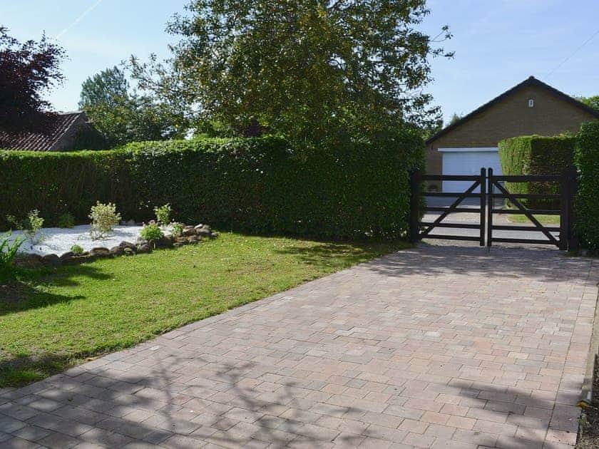 Garden | The Nook, Goulceby, nr. Louth