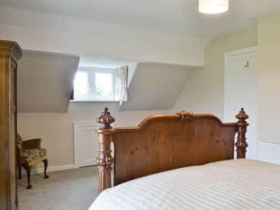 Double bedroom | The Park, Southwaite near Carlisle