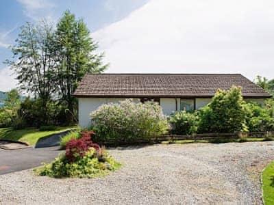 Exterior | Fasgadh, Sandbank, Argyll