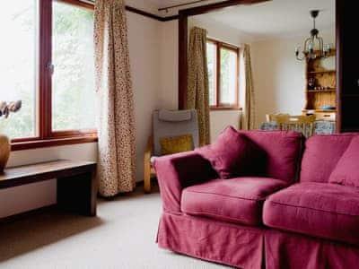 Living room | Fasgadh, Sandbank, Argyll