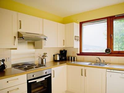 Kitchen | Fasgadh, Sandbank, Argyll