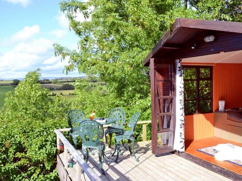 Summer-house | Brynhoreb, New Cross near Aberystwyth