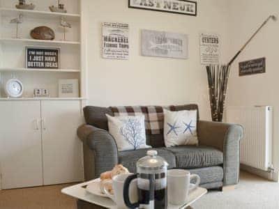 Comfy living room | Making Waves, Cellardyke near Anstruther