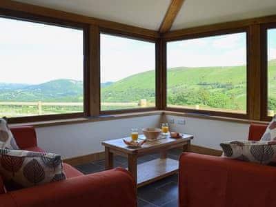 Sitting room | Gorsddu, near Llanwrthwl, Powys