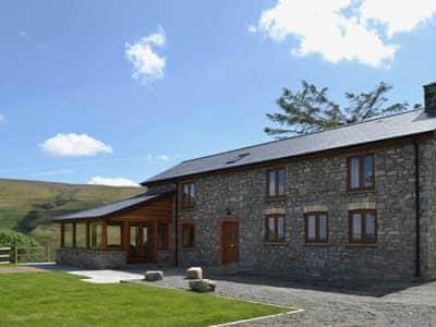 Exterior | Gorsddu, near Llanwrthwl, Powys