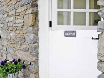 Exterior | Grofftau Cottages - Awel Y Mynydd, Pontrhydfendigaid, nr. Tregaron