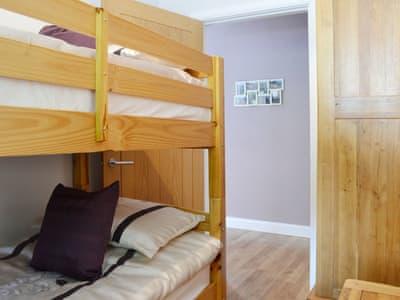 Bunk bedroom | Bwlch Y Person Barns - Beudy, Dihewyd, nr. Aberaeron