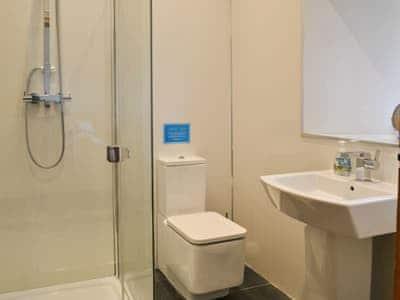 Shower room | Lane Foot Barn - Shepherd's Rest, Kendal