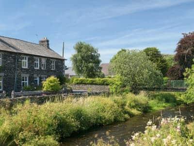 Exterior | Riverside Cottage, Staveley