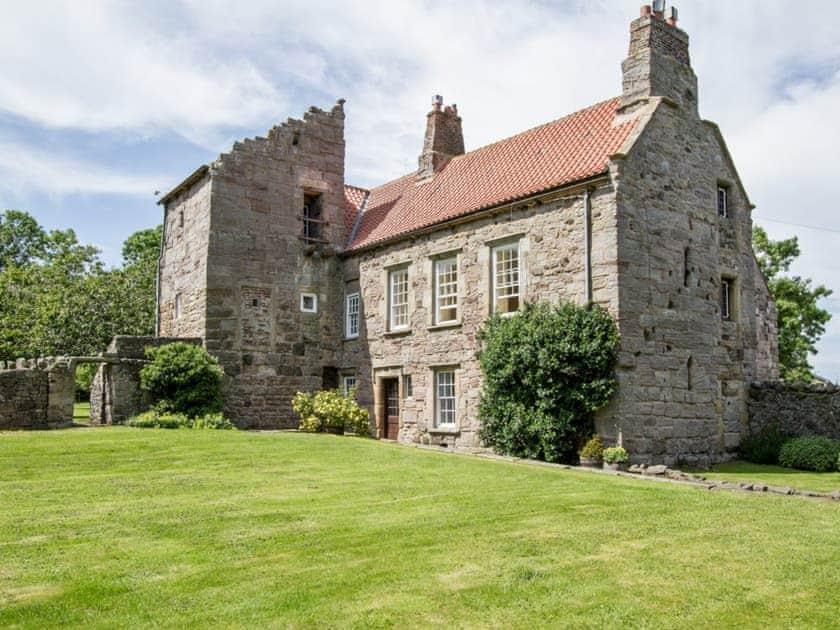 Exterior | Dunstan Hall, Craster
