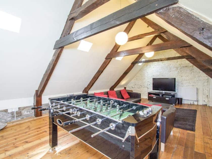 Games room | Dunstan Hall, Craster