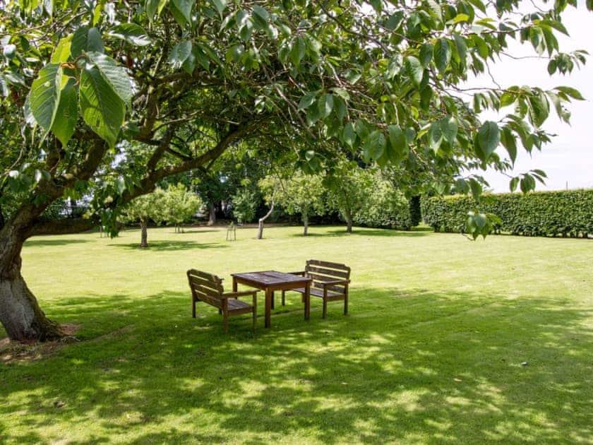 Garden and grounds | Dunstan Hall, Craster