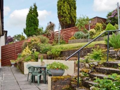 Garden | Caleview, Gourock, nr. Glasgow
