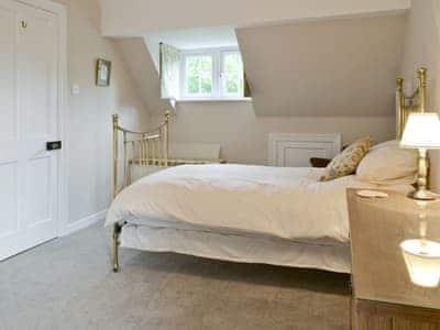 Twin bedroom | The Park, Southwaite near Carlisle