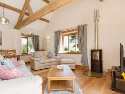 Living room | Blackdown Farm, Meadow Barn, Nr. Blackawton, Dartmouth