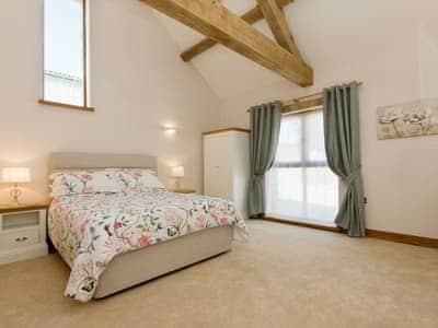 Double bedroom | Blackdown Farm, Meadow Barn, Nr. Blackawton, Dartmouth