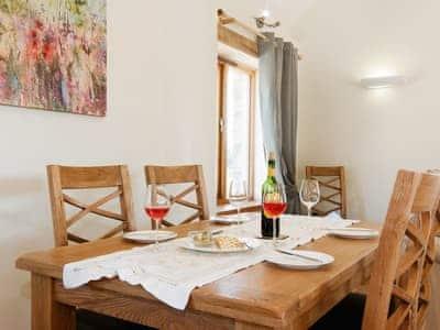 Kitchen/diner | Blackdown Farm, Meadow Barn, Nr. Blackawton, Dartmouth
