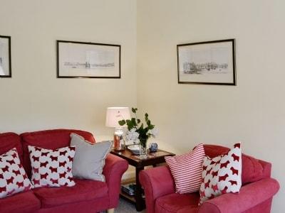 Living room | Oldhamstocks Cottage, Oldhamstocks, By Dunbar