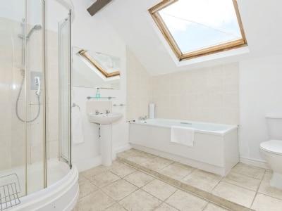 Bathroom | Irton Hall - Pele Tower, Irton, Eskdale