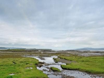 View | Birdsong Cabin, Breakish near Broadford, Isle of Skye