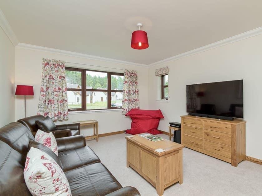 Nice and cosy sitting room | Birch Corner, Aviemore