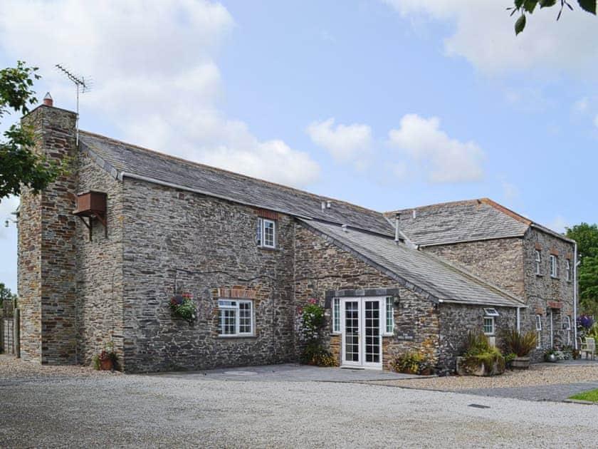 Great Bodieve Farm Barns - The Mill House