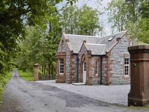 Barncailzie Lodge